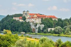 Monasterio histórico hermoso Foto de archivo