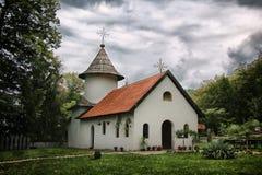 Monasterio Jovanja Imagen de archivo