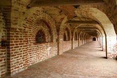 Monasterio (Kirillo-Belozersky) Foto de archivo
