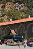 Monasterio Kykkos en Chipre Fotos de archivo