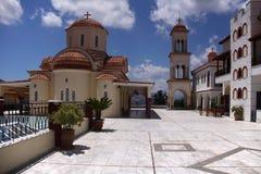 Monasterio ortodoxo Imagen de archivo libre de regalías