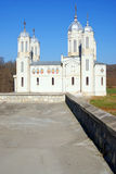 Monasterio ortodoxo de andrew del santo Foto de archivo