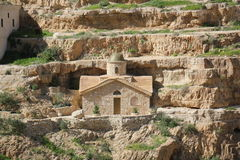 Monasterio ortodoxo de San Jorge Imágenes de archivo libres de regalías