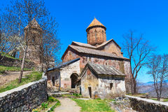 Monasterio ortodoxo de Sapara, Georgia Imagen de archivo