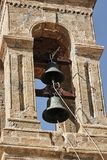 Monasterio ortodoxo del campanario Fotos de archivo libres de regalías