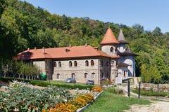 Monasterio ortodoxo del ` s de las mujeres cerca del pueblo de Rudi Fotografía de archivo libre de regalías