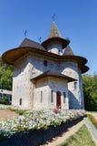 Monasterio ortodoxo del ` s de las mujeres cerca del pueblo de Rudi Fotos de archivo libres de regalías