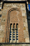 Monasterio ortodoxo servio, Gracanica, Kosovo Foto de archivo libre de regalías