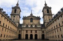 Monasterio real de San Lorenzo de El Escorial, Madrid Fotografía de archivo libre de regalías