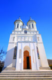 Monasterio rumano Fotografía de archivo