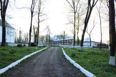 Monasterio rumano Imagen de archivo