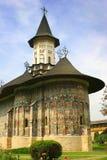 Monasterio rumano Imagenes de archivo