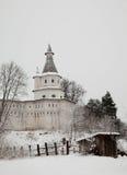 Monasterio ruso fotos de archivo libres de regalías
