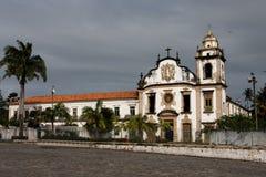 Monasterio San Benedicto Fotos de archivo libres de regalías