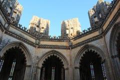 Monasterio Santa María DA Vitoria, Batalha Portugal Fotografía de archivo libre de regalías