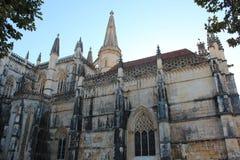 Monasterio Santa María DA Vitoria, Batalha Portugal Foto de archivo libre de regalías