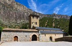 Monasterio Santa Mar�a de Ala�n Royalty Free Stock Image