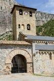 Monasterio Santa Maria de Alaon Royalty Free Stock Image