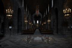 Monasterio Santa Maria de Pasillo Fotos de archivo libres de regalías