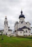 Monasterio santo de Dormition de Sviyazhsk, Rusia Fotos de archivo libres de regalías