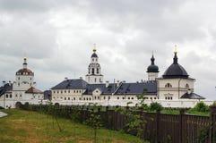 Monasterio santo de Dormition de Sviyazhsk, Rusia Fotos de archivo