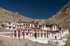 Monasterio santo Rhizong, Ladakh, la India Imagenes de archivo