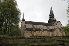 Monasterio Suecia de Varnhem imagenes de archivo