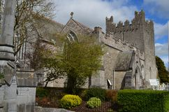 Monasterio trinitario santo en Adare Irlanda Imagen de archivo
