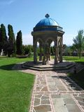 Monasterio Zica Foto de archivo