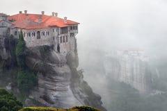 Monasterios de Meteora Grecia Foto de archivo