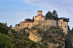 Monasterios de Meteora Grecia Fotografía de archivo