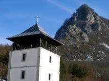 Monastero Fotografia Stock Libera da Diritti