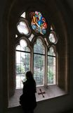 Monastero Immagine Stock