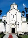 Monastero Fotografie Stock