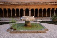 Monastero Agostiniano Quattro Coronati, Rome, Italy Royalty Free Stock Images