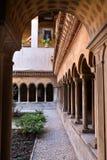 Monastero Agostiniano Quattro Coronati, Rome, Italy Royalty Free Stock Image