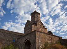 Monastero antico di Tatev in Armenia Fotografia Stock
