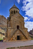 Monastero in Armenia Immagine Stock