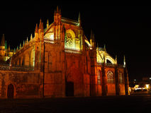 Monastero Batalha, Santa Maria da Vitoria, Portogallo Fotografia Stock Libera da Diritti