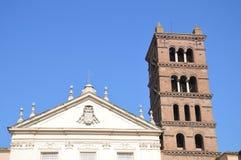 Monastero Benedettine S. Cecilia Royalty Free Stock Image