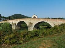 Monastero Bormida Стоковое Изображение RF