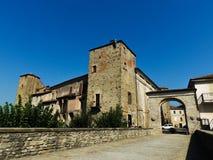 Monastero Bormida 3 Στοκ Εικόνες