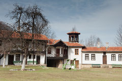 Monastero bulgaro Immagini Stock