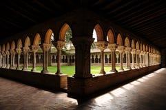 Monastero cattolico Immagine Stock Libera da Diritti