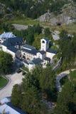 Monastero in Cetinje fotografie stock