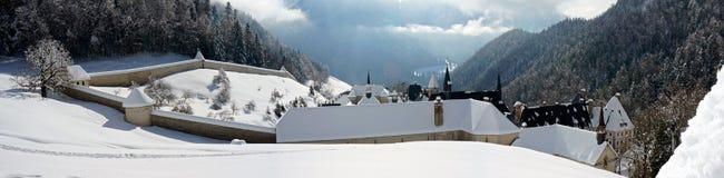 Monastero Chartreuse grande della La, Francia Fotografia Stock Libera da Diritti