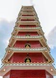 Monastero dei 10000 buddhas a Hong Kong, Cina Fotografia Stock