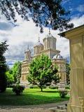 Monastero del Curtea de Arges Immagine Stock