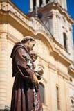 Monastero del Franciscan della Maria Radna immagini stock libere da diritti