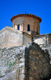 Monastero del Panayia Gouverniotissa immagine stock